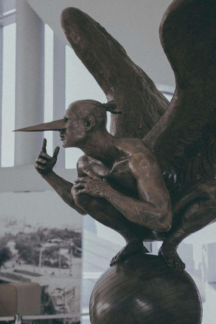 Диалог Искусство в публичной среде: частная инициатива и общественная ценность